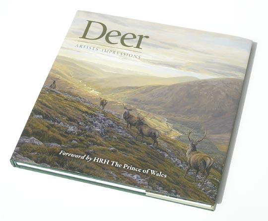 Deer Artists' Impressions Book for Sale
